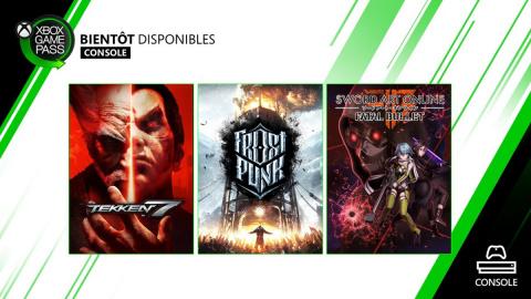 Xbox Game Pass : découvrez les nouveaux jeux de janvier !