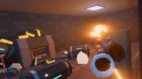 Crunch Element : VR Infiltration lance sa campagne Kickstarter