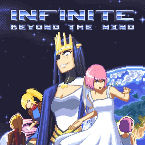 Infinite : Beyond the Mind sur PS4