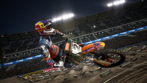 Monster Energy Supercross 3 - Vers un jeu plus technique ?