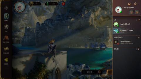 Legends of Runeterra : La Bêta Ouverte débutera le 24 janvier sur PC