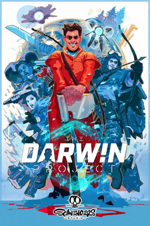 Darwin Project sur PS4