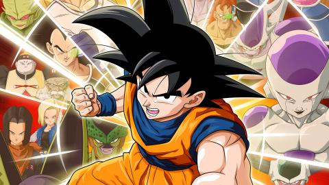 PS Store : revivez l'histoire de Son Goku dans DBZ Kakarot sur PS4