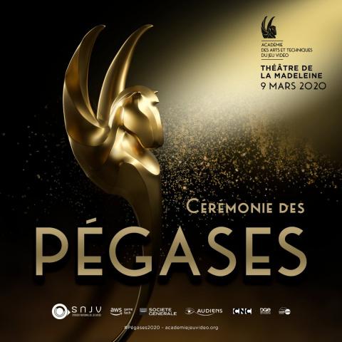 La cérémonie des Pégases du jeu vidéo se tiendra le 9 mars à Paris