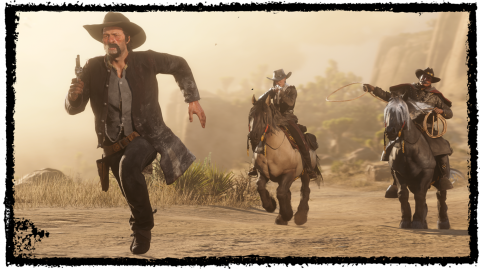Red Dead Online : Semaine dédiée aux événements de rôle en mode exploration