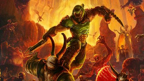 Doom Eternal : Le Doom Slayer seul face aux Enfers