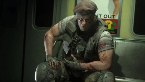 Une pluie d'images pour Resident Evil 3