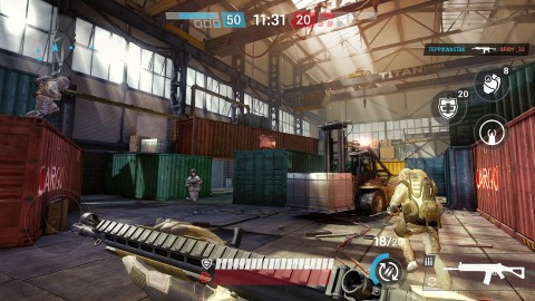 My.Games lance Warface : Global Operations sur iOS et Android