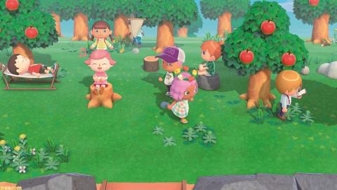 Animal Crossing : New Horizons - Un Nintendo Direct dédié jeudi à 15 heures