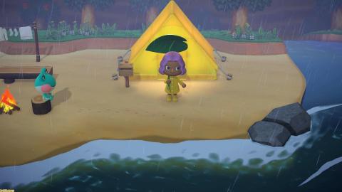 Animal Crossing : New Horizons - Les sauvegardes en cloud seraient finalement envisagées par Nintendo