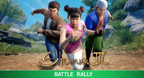 Shenmue III : Battle Rally sur PS4