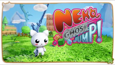 Neko Ghost, Jump! sur PS4