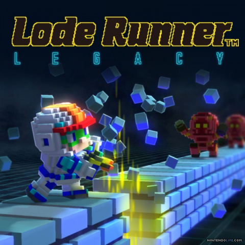 Lode Runner Legacy sur PS4