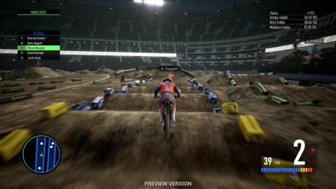 Monster Energy Supercross - The Official Videogame 3 - Vers un jeu plus technique ?