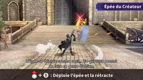 Super Smash Bros. Ultimate : Byleth de Fire Emblem Three Houses complète le Fighters Pass 1