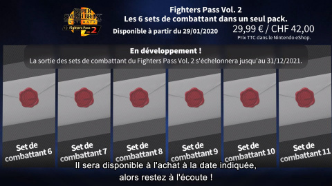 Super Smash Bros. Ultimate: Fighters Pass 3 is not planned according to Sakurai