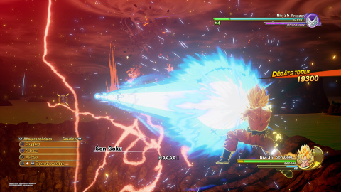 Dragon Ball Z Kakarot : Goku de qualités mais aussi de défauts