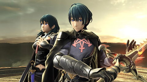 Super Smash Bros. Ultimate : Byleth complète le Fighters Pass