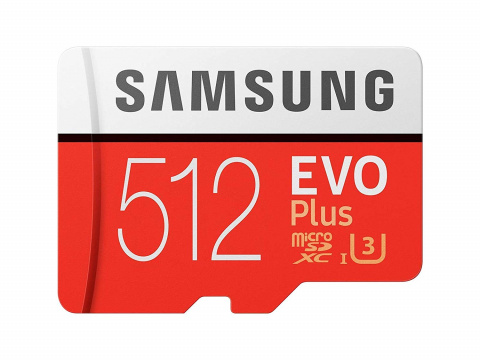 Soldes d'hiver 2020 : Samsung Evo + 512 Gb en promotion