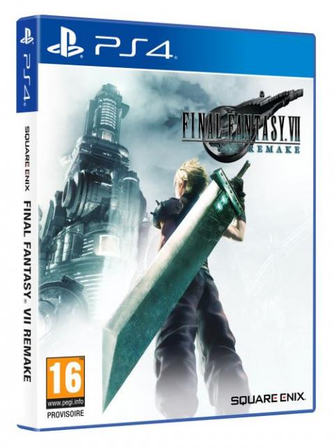 La précommande de Final Fantasy VII Remake en promotion
