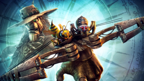 Oddworld : Stranger's Wrath HD – L'aventure arrive enfin sur Switch