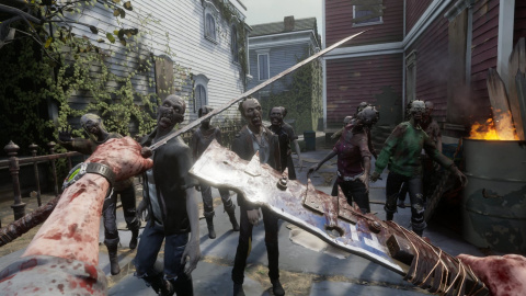 The Walking Dead : Saints & Sinners sera également disponible sur PSVR et Oculus Quest
