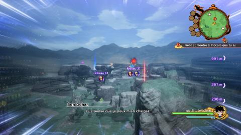 Arrêtez l'invasion Saiyen - Episode 4