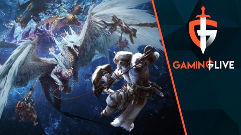 Monster Hunter World : Iceborne - On tente de battre le 1er monstre sur la version PC !