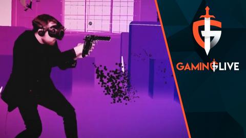 Pistol Whip : Devenir John Wick en VR