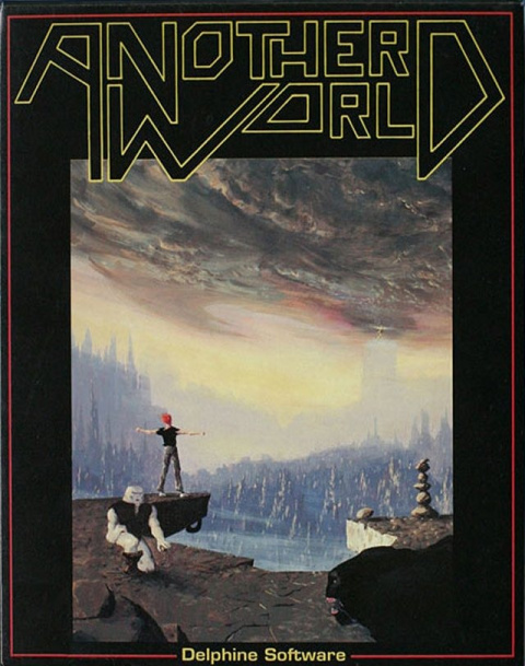 Another World sur Switch