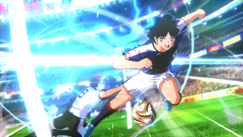 Captain Tsubasa : Rise of New Champions sur PS4