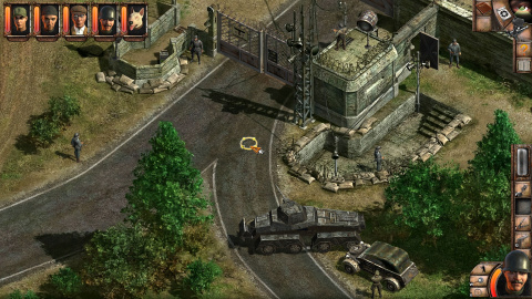 Commandos 2 HD Remaster s'offre quelques captures avant sa sortie PC