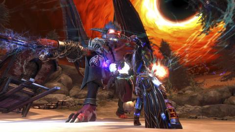 Neverwinter - L'extension Infernal Descent accessible sur PC, datée sur consoles