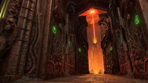 Doom Eternal : Un début d'aventure plus fou, plus dense mais aussi plus aérien ?