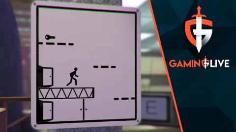 The Pedestrian : On termine la démo le plus vite possible !