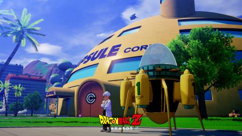 Dragon Ball Z Kakarot : Une mise à jour et une nouvelle quête annoncées