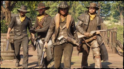 Red Dead Online : Les joueurs Xbox One, PC et Stadia ciblés par le contenu de la semaine