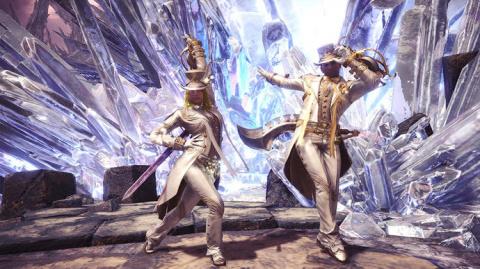Monster Hunter World : Iceborne - L'événement Festival cosmique de Seliana ouvre ses portes et se montre en détail