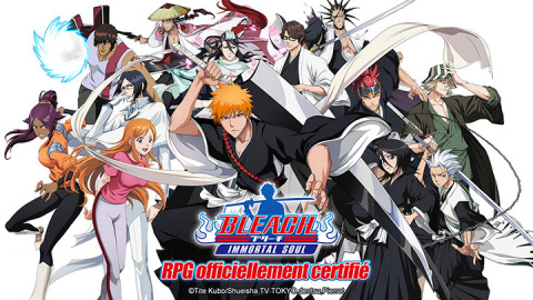 Bleach : Immortal Soul sur Android