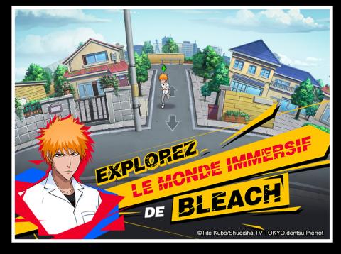 Bleach : Immortal Soul - un nouveau RPG mobile en approche