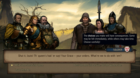 Thronebreaker : The Witcher Tales dès à présent disponible sur Nintendo Switch