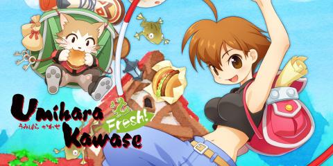 Umihara Kawase Fresh sur PS4