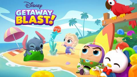 Disney Getaway Blast ! sur Android