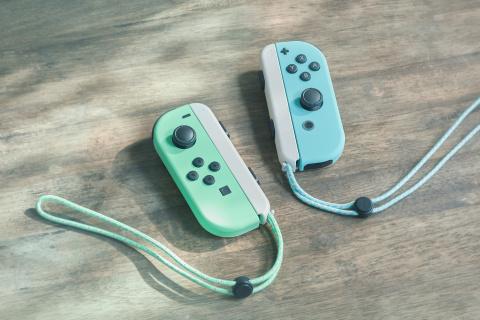 [MàJ] Nintendo dévoile sa Nintendo Switch aux couleurs d'Animal Crossing