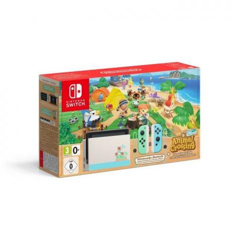 Une Switch Animal Crossing New Horizons annoncée, les détails