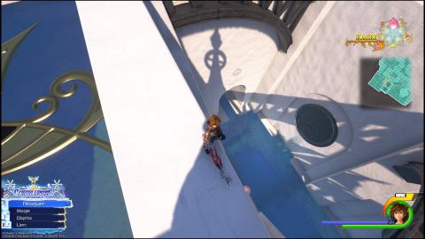 Kingdom Hearts III : Remind - Scala ad Caelum
