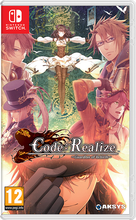 Code : Realize ~Guardian of Rebirth~ sur Switch