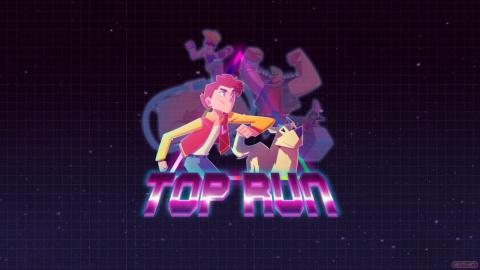 Top Run sur PS4