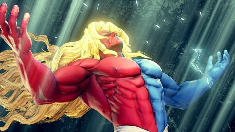 Street Fighter V est à essayer gratuitement pendant une semaine