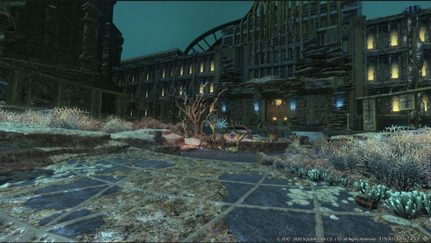 Final Fantasy XIV : La mise à jour Echoes of a Fallen Star s'illustre